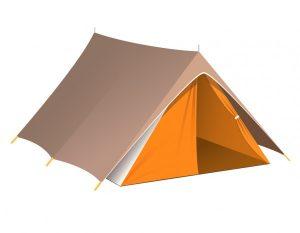 Zbiórka namiotów